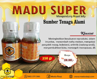 Madu Super, Madu Plus Royal Jelly