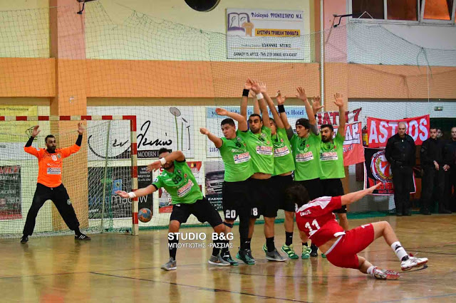 Handball Premier: Με ολυμπιακό ο Διομήδης Άργους στην έναρξη του Πρωταθλήματος