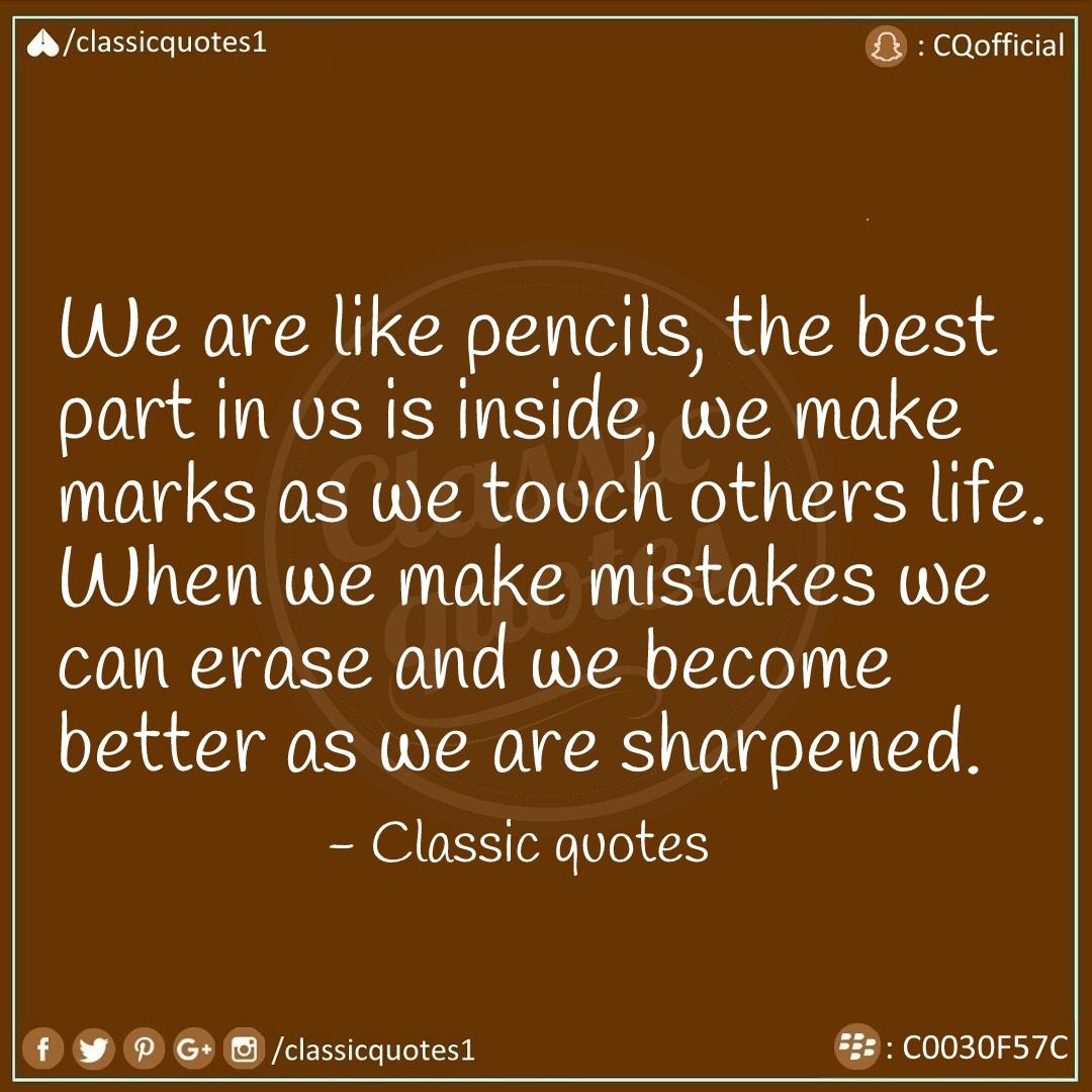 Classic Quotes Classic Quotes