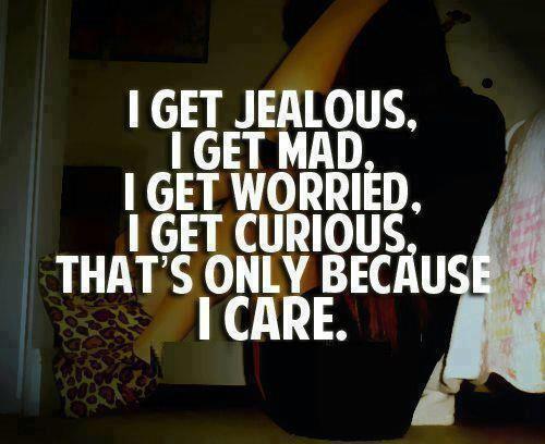 most jealous woman