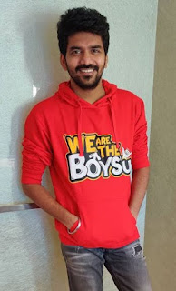Kavin 'We are the Boys'  T-Shirt,Kavin images,kavin picture