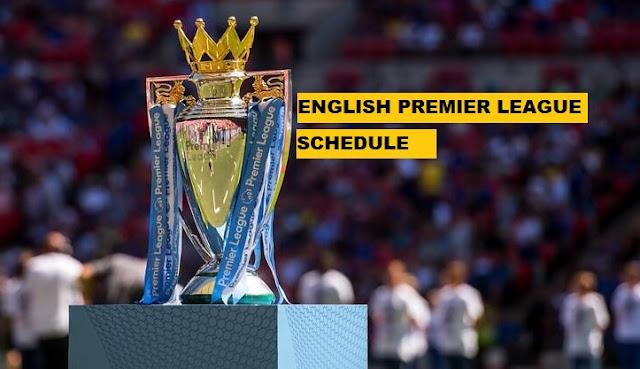 Jadwal Bola Liga Inggris : 11 - 12 September 2021