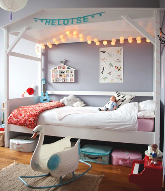 Eclectic Kids Rooms: Kids' Rooms With An Eclectic Twist