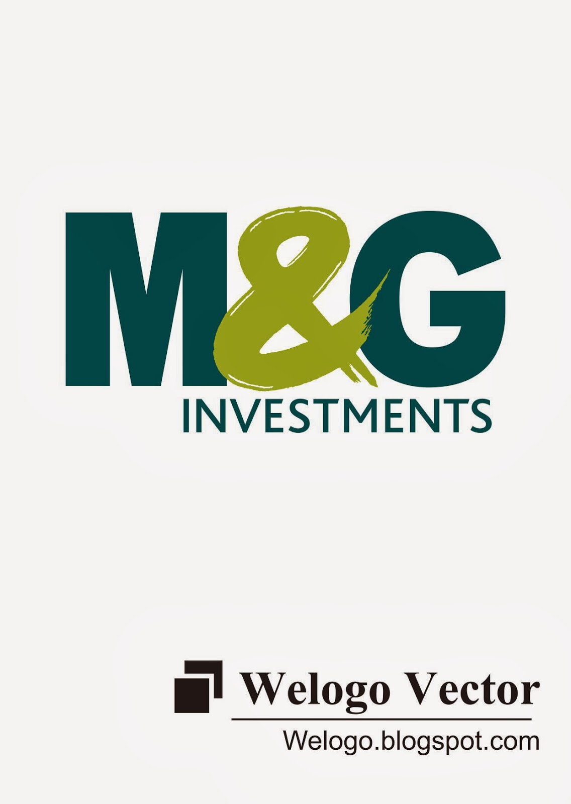 M&G Investements Logo