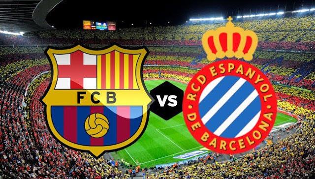 برشلونة بالقوة الضاربة أمام إسبانيول فى الليجا