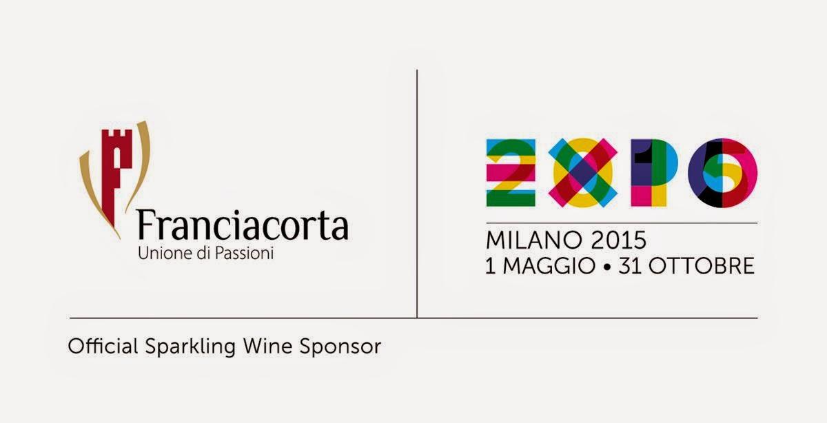 Franciacorta Official Sparkling Wine  Expo Milano 2015