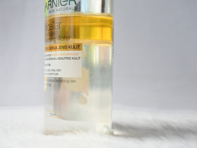 Garnier Micellar Oil-Infused Cleansing Water