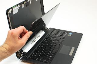 KONDISI LAYAR ( LCD /LED) Laptop Bekas
