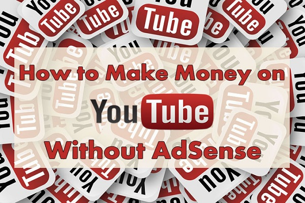 5 Ways to Make Money on Youtube Besides Adsense