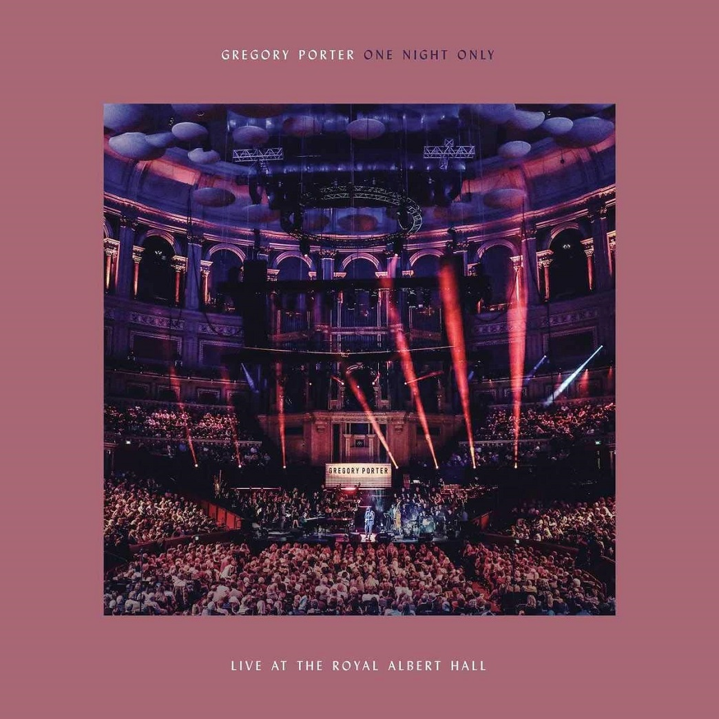 Republic Of Jazz Gregory Porter One Night Only Live At The Royal