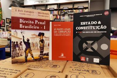 Livraria Da Vinci dá um ano de livros grátis para Moro e Dallagnol