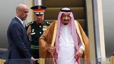 Raja Salman Diisolasi, 150 Anggota Kerajaan Saudi Terinfeksi?