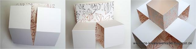5-Cubes-Card Anleitung / Tutorial - Karte als Heimdeko Stampin' Up! www.eris-kreativwerkstatt.blogspot.de