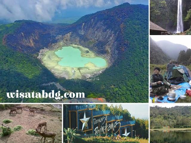 Daftar Tempat Wisata Alam di Bandung Raya yang Telah Dibuka