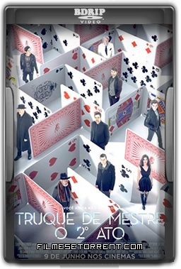 Truque de Mestre 2 Torrent Dublado 2016