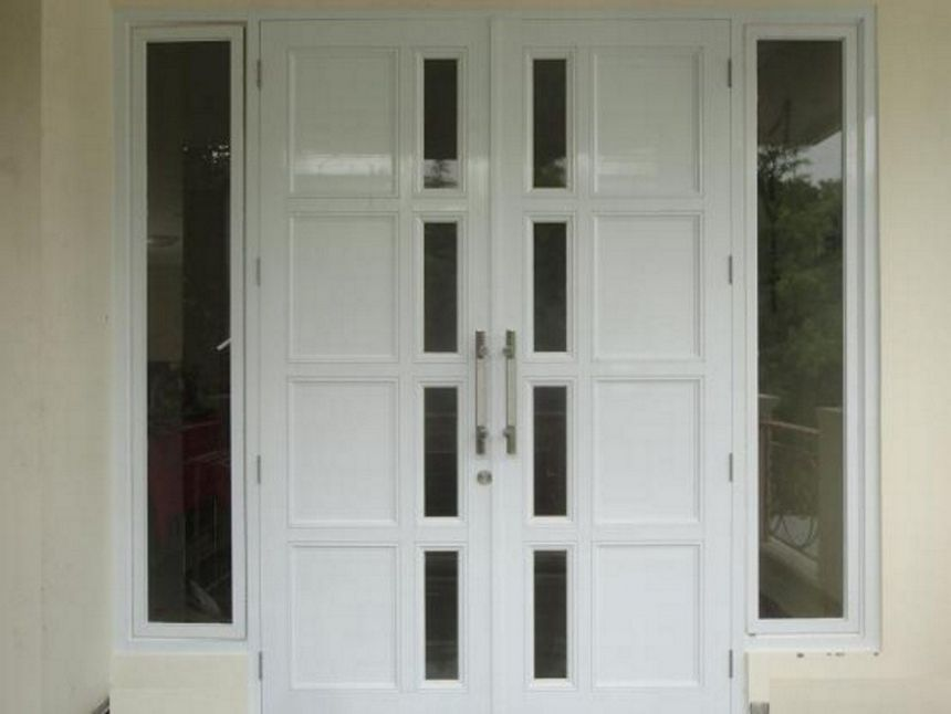 pintu kupu tarung sederhana 2