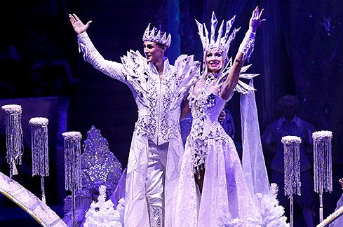 """Russia. A Khabarovsk, inizia il tour del """"Royal Circus"""" Gia Eradze"""