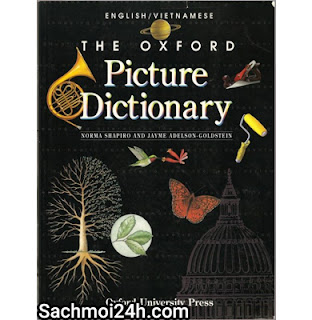 The Oxford Picture Dictionary tiếng việt