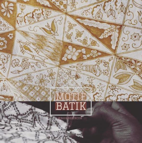 Asal Muasal Motif Batik Hewan