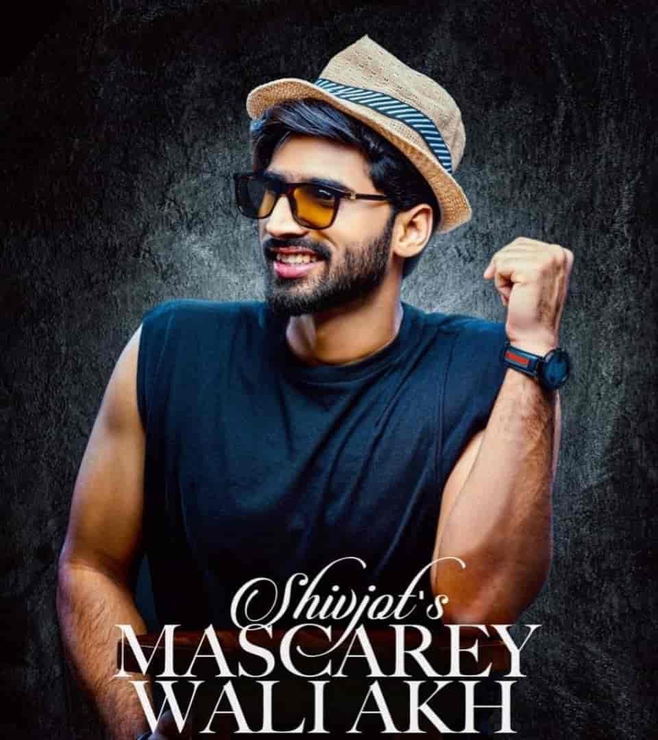 Mascarey Wali Akh Punjabi Song Image Features Shivjot