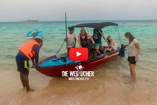 Faszination und Schock, Madivaru Finolhu, Malediven, Weltreise, Die Wegsucher, Arkadij und Katja
