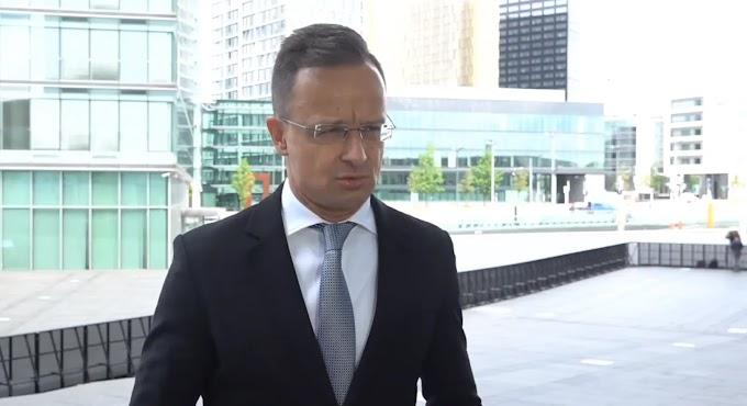 Szijjártó reagált a müncheni provokációra: Nincs az a világ, hogy megmondják nekünk a brüsszeli bürokraták, hogy mit tegyünk