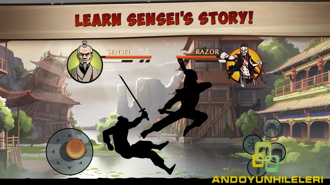 Shadow Fight 2 Special Edition Hileli APK