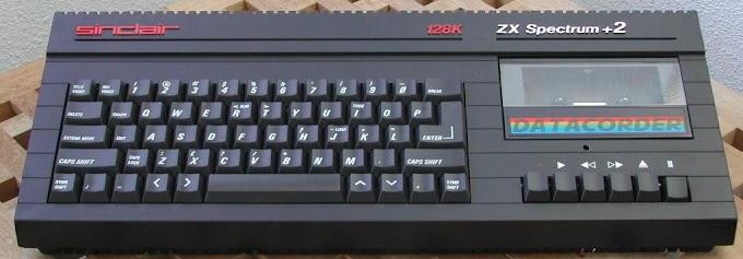 ZX Spectrum 128K +2