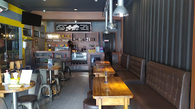 Cupfee cafe Pontianak