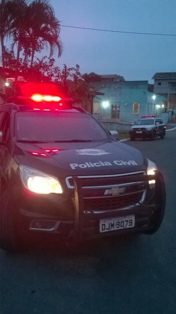 POLICIA CIVIL REALIZA OPERAÇÃO CARNAVAL SEGURO NA CIDADE DE IPORANGA