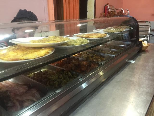 Bar Teruel - Bandejas para los almuerzos