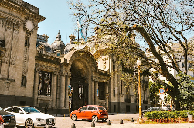 Recoleta -   Las 14 calles más lindas de Buenos Aires