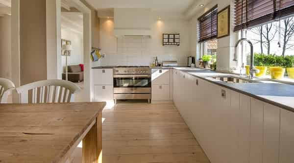 Como montar uma cozinha com sala de jantar integrada