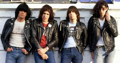 Encontraron un video inédito de los Ramones.