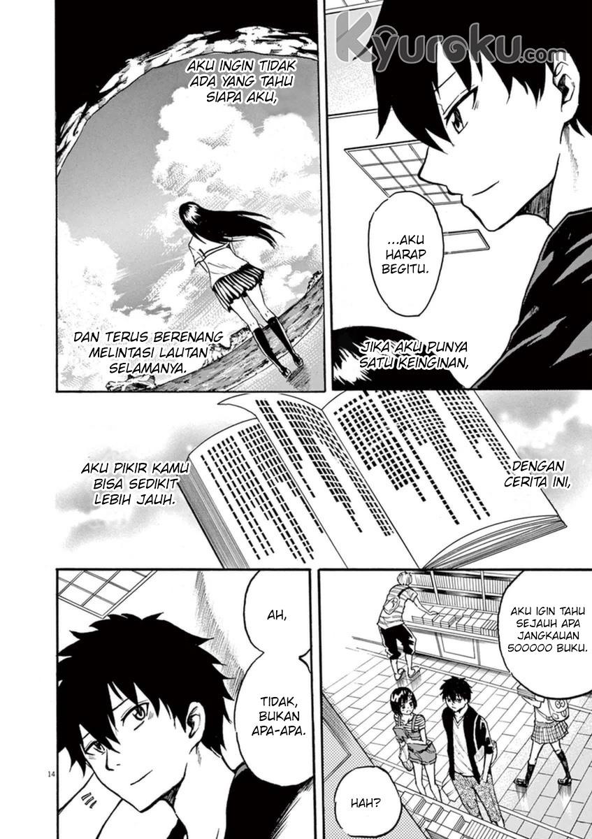 Hachigatsu no Ghost: Chapter 10 - Page 16
