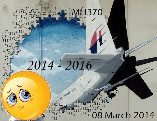 Memperingati MH370...Dua tahun sudah berlalu ^_^