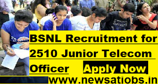 BSNL-Recruitment-for-2510-JTO-posts