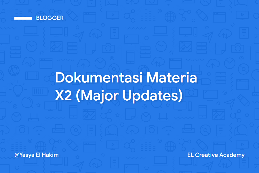 Dokumentasi Lengkap Materia X2 Premium (Major Updates)