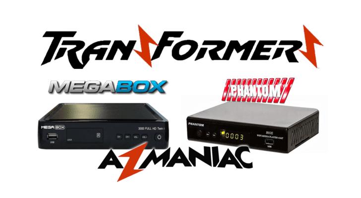 Megabox3000 Transformado em Phantom Bios