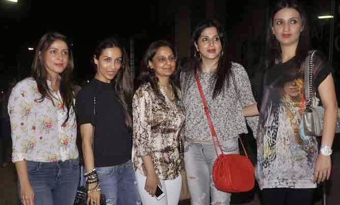 Deepika Padukone, Arjun Kapoor, Hrithik Roshan and others grace 'Finding Fanny' screening