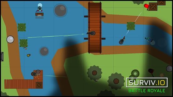 surviv.io – 2D Battle Royale Apk Free on Android Game Download