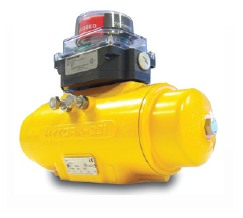 Hytork XLW Water Powered Valve Actuator