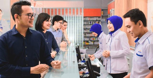 Lowongan Kerja Asisten Apoteker Kimia Farma Unit Bisnis Cilegon