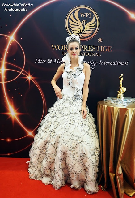 World Prestige International Ambassador, Miss Patricia Plavan