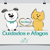 Identidade Visual Cuidados e Afagos - Pet Sitter