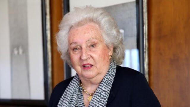 Fallece la infanta Pilar de Borbón a los 83 años