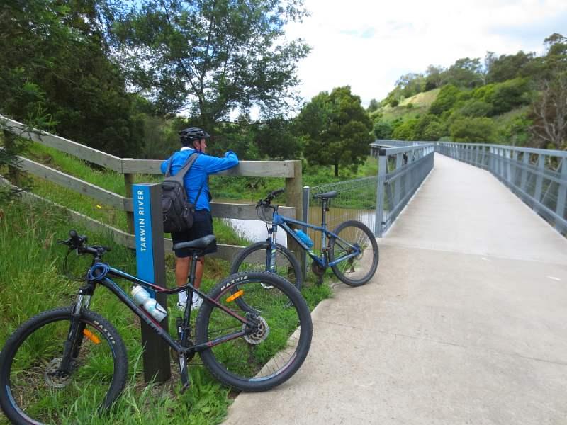 GSRT trestle bridge