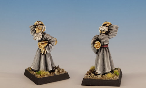 Talisman Philosopher, Citadel Miniatures (1986, sculpted by Aly Morrison)