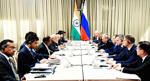 भारत को मिला रूस का साथ, Chin-India War meeting in Rus resulting Rus will help the India