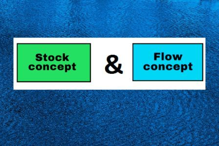 Stock & Flow Concept